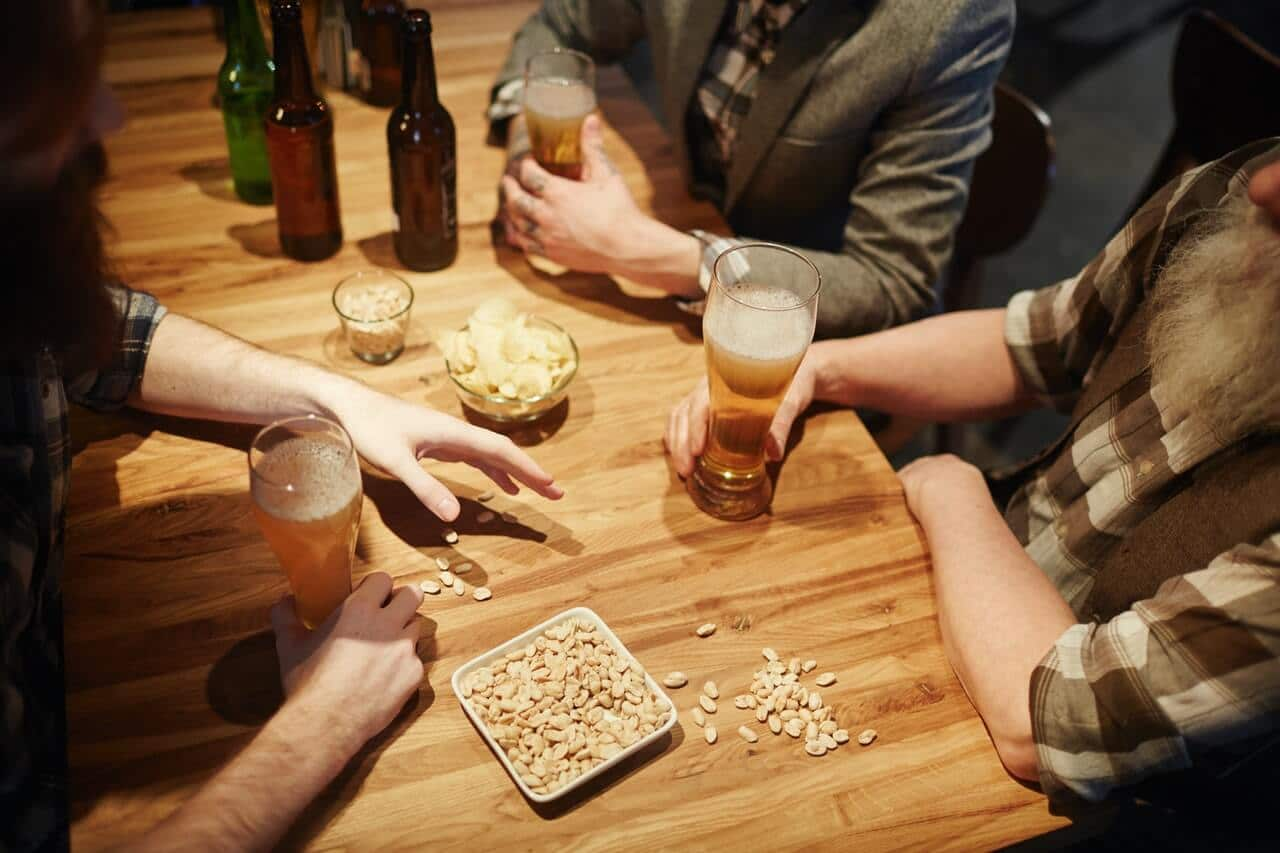 alcohol-infused snacks - food tech news in asia