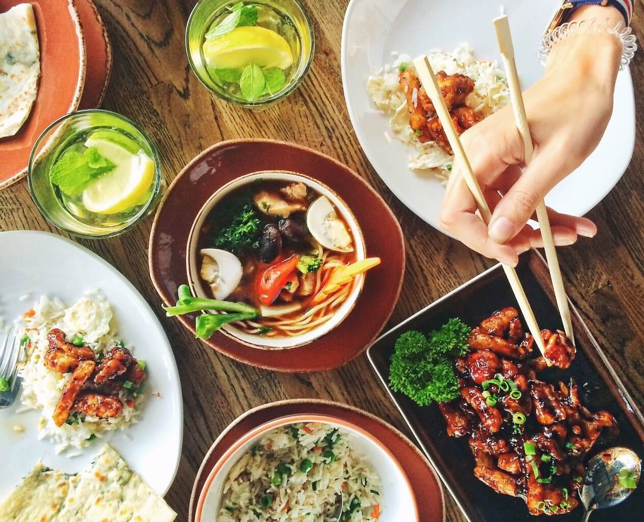 Nutrition trends in China - food tech news in Asia