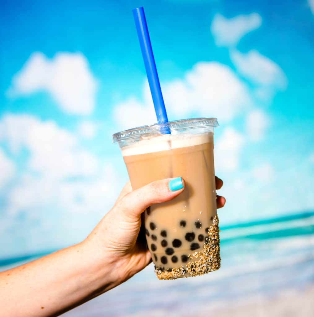 The consumption of bubble tea in China - food tech news in Asia