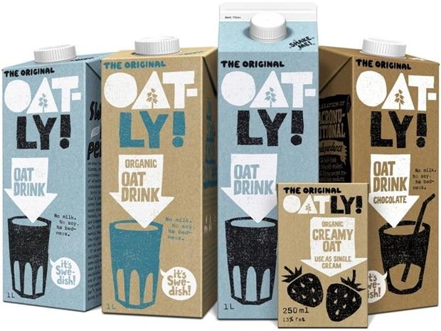 Oat milk giant Oatly is expanding - food tech news in Asia