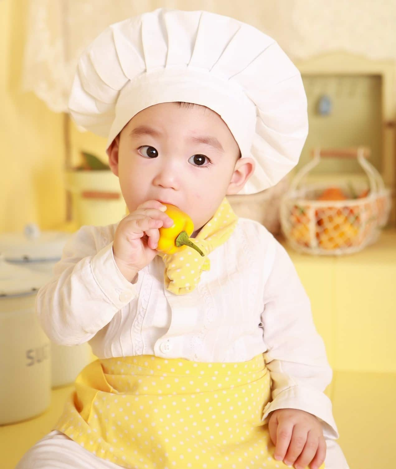 Baby food brand completed funding - food tech news in Asia