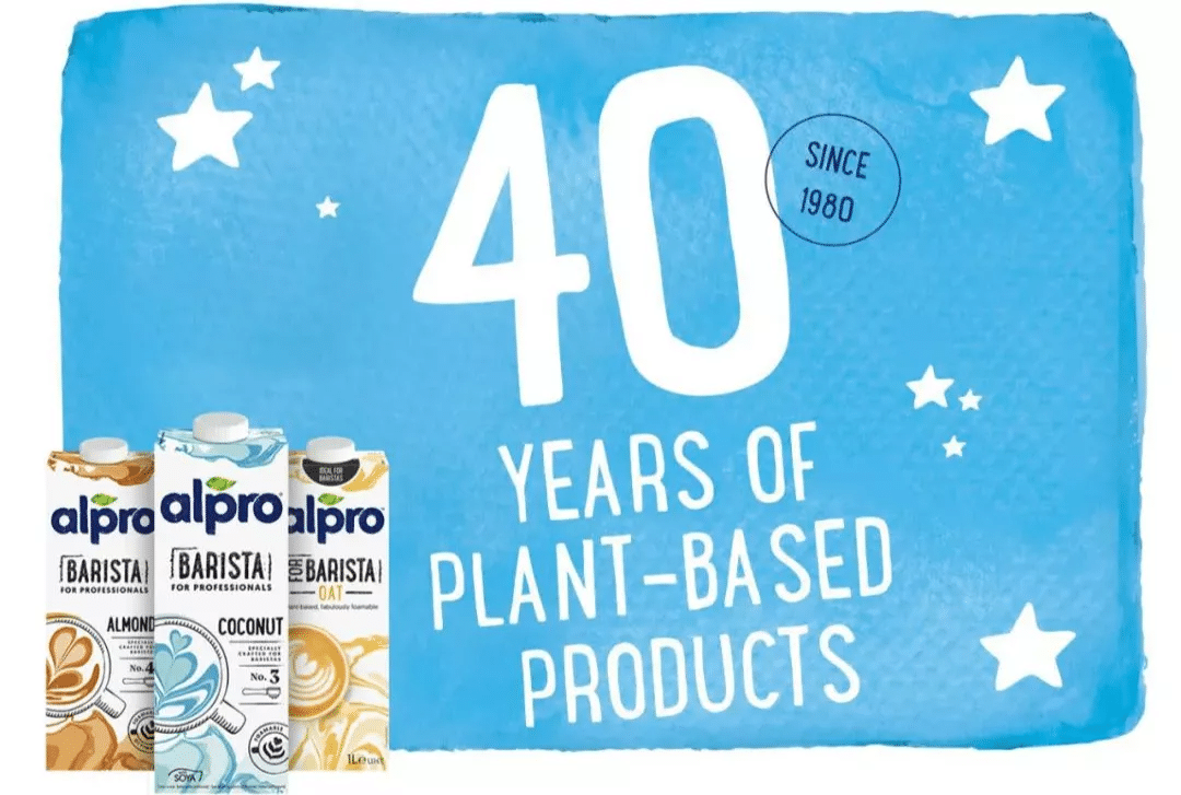 Alpro enters the Chinese market - food tech news in Asia