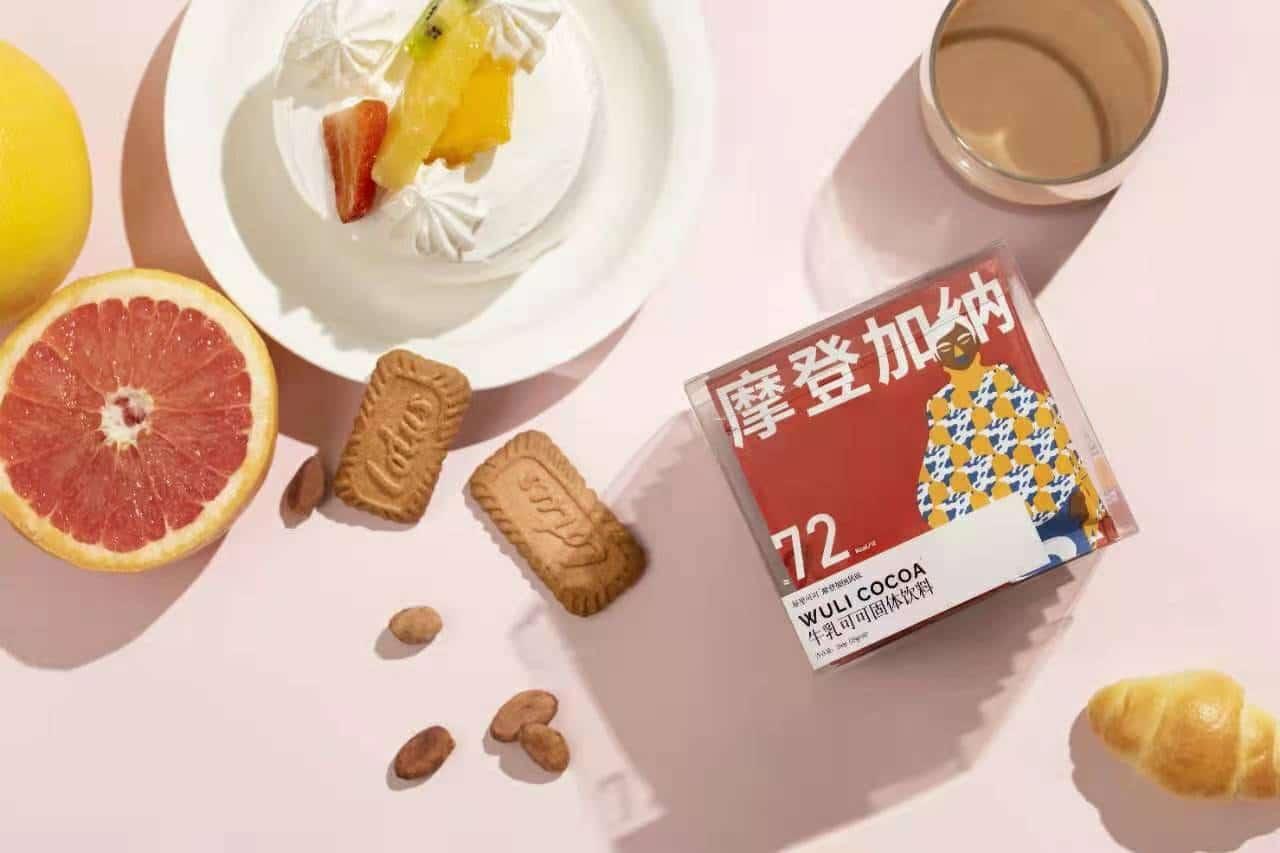 Wuli Cocoa in China - food tech news in Asia