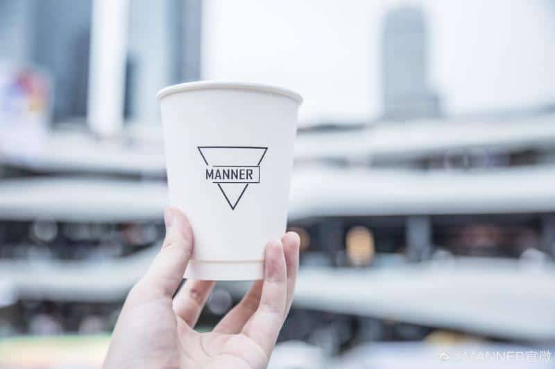 Manner coffee in China - food tech news in Asia