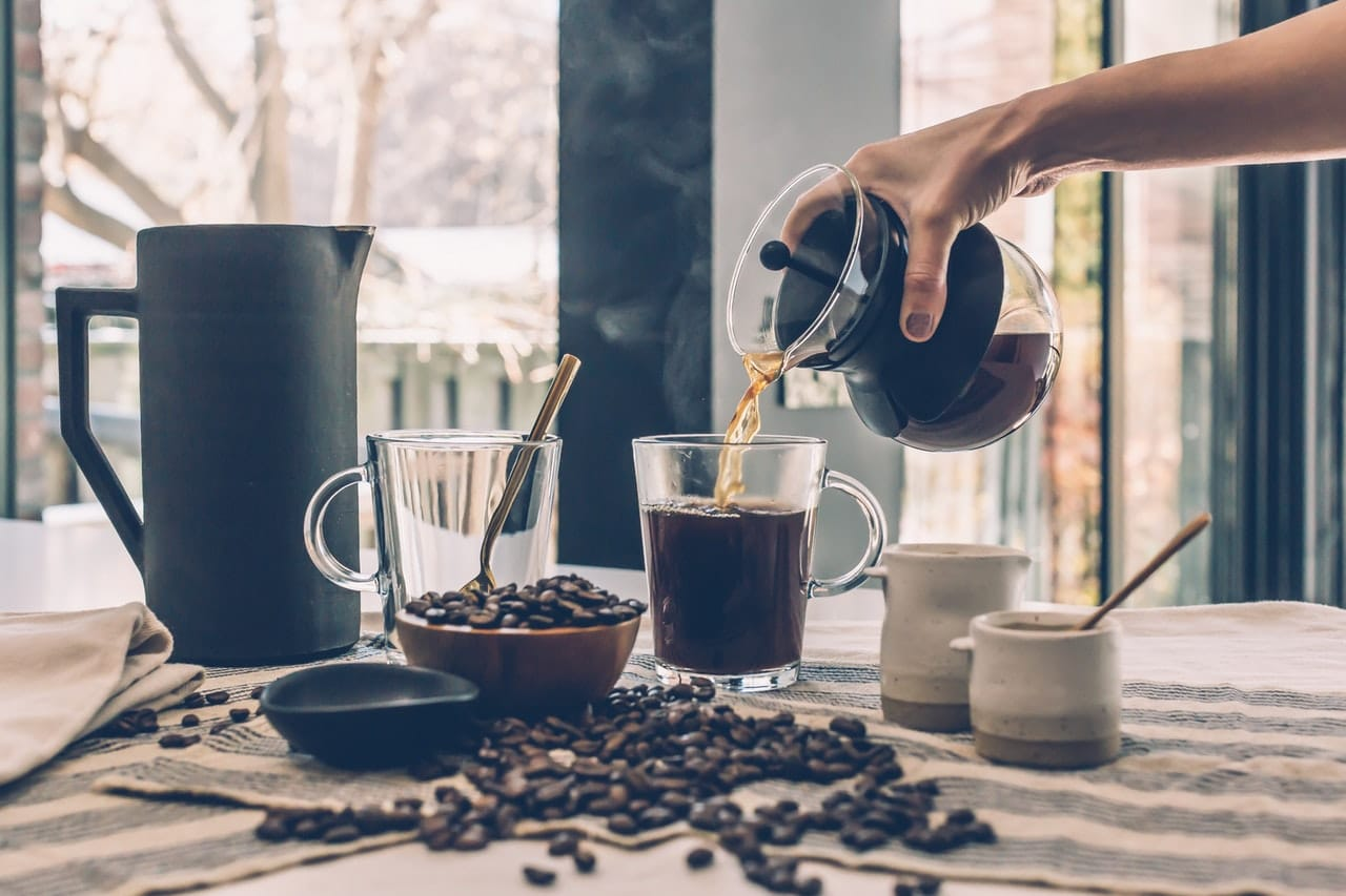 S. Engine Coffee - food tech news in Asia