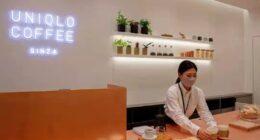 UNIQLO coffee - food tech news in Asia
