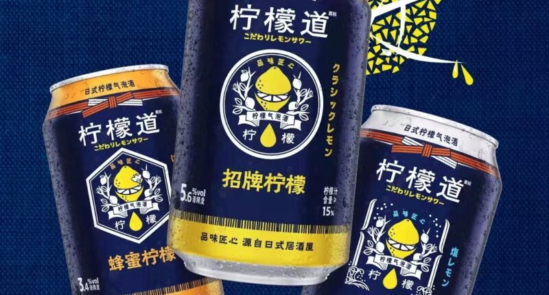 Coca-Cola China launched new low alcohol drink - food tech news in Asia