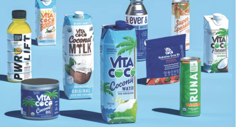 Vita Coco goes to IPO - food tech news in Asia