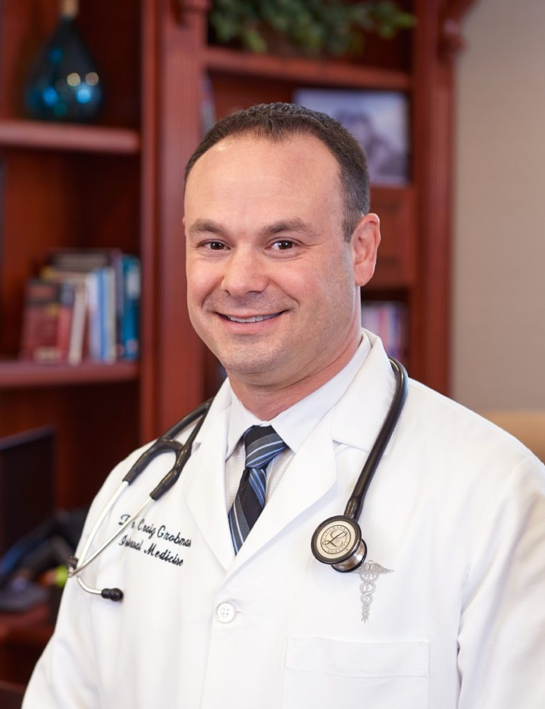Dr. Craig GrobmanREAD MORE