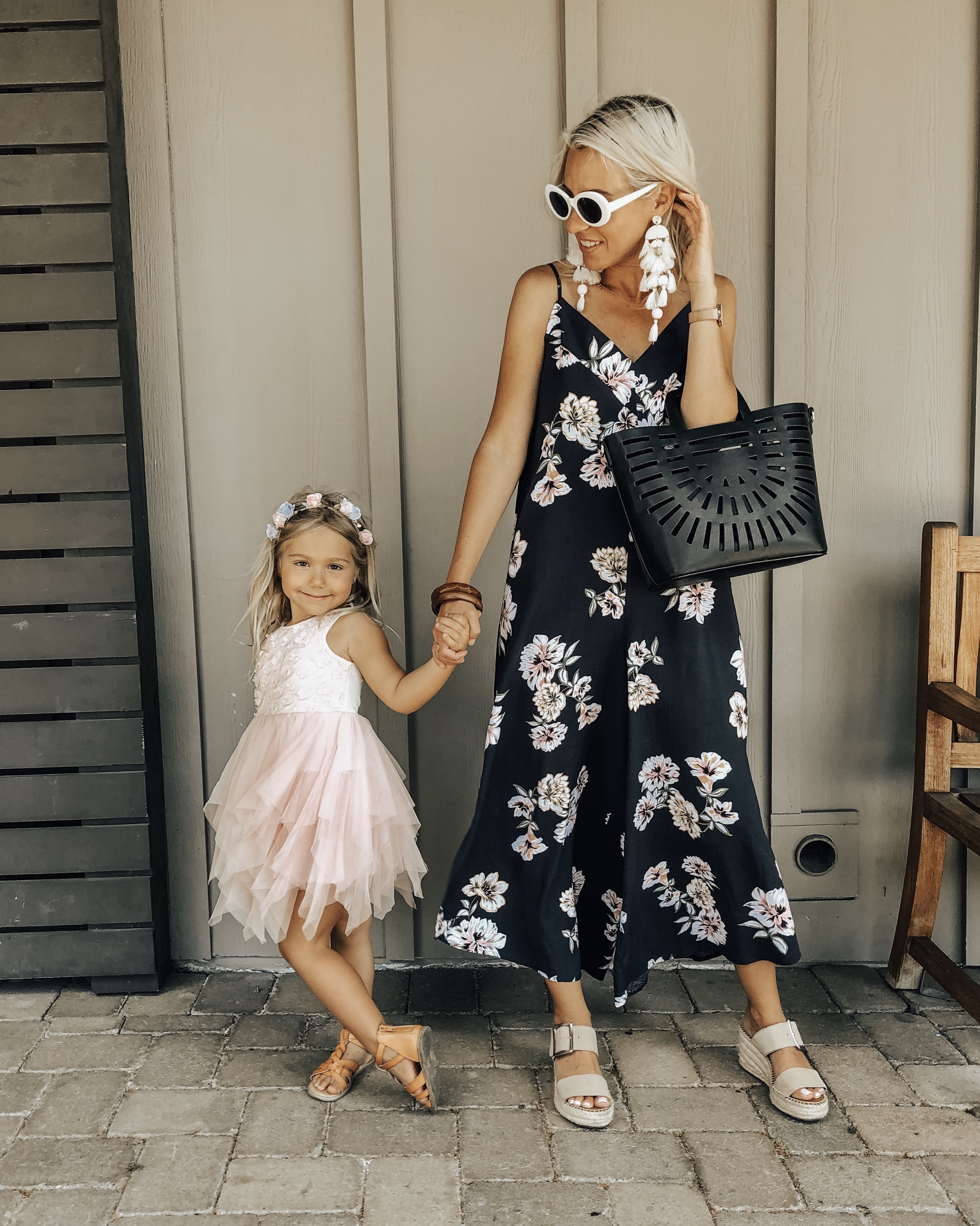 NEW SPRING DRESSES + JUMPSUITS FROM TARGET - Jaclyn De Leon Style + Looking for the perfect Spring dress at an affordable price? I'm sharing my top picks from pretty florals to retro stripes and they're all from Target.
