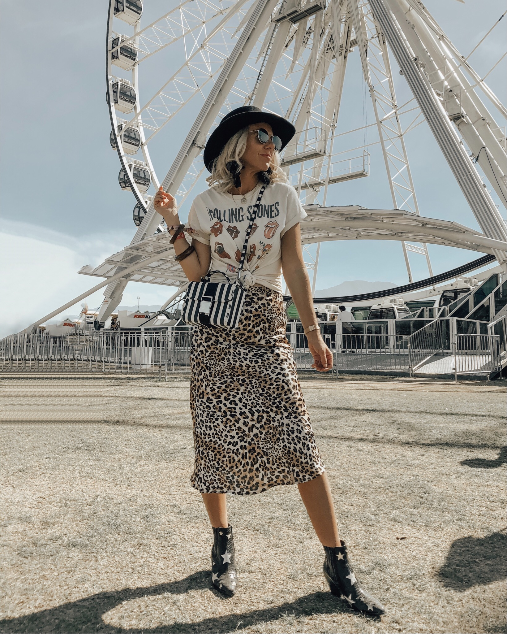 STAGECOACH- ALL THE DETAILS - Jaclyn De Leon Style + My first time to stagecoach and I'm giving all the in's and out's of the country music festival.