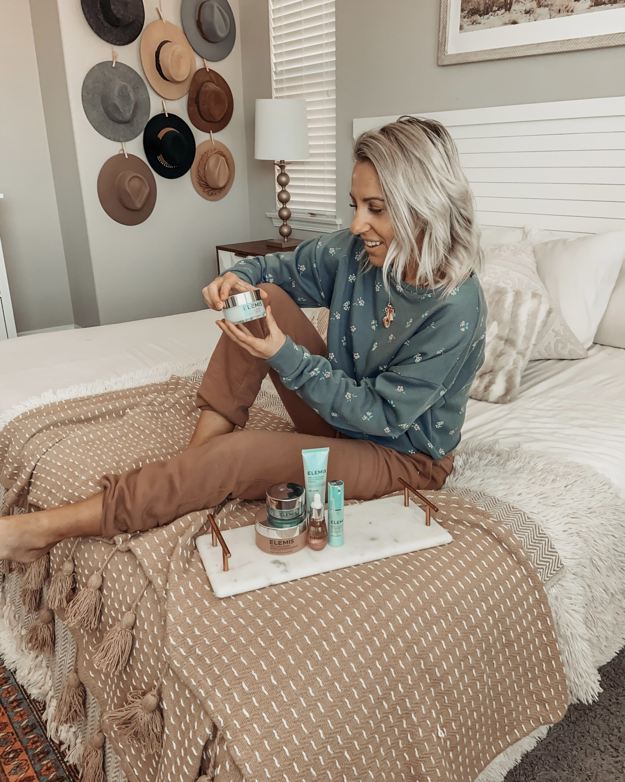 MY HOLY GRAIL DAY CREAM + MORE ELEMIS FAVORITES- Jaclyn De Leon Style + sharing my skincare essential from Elemis + why I can't live without their pro collagen anti wrinkle day cream