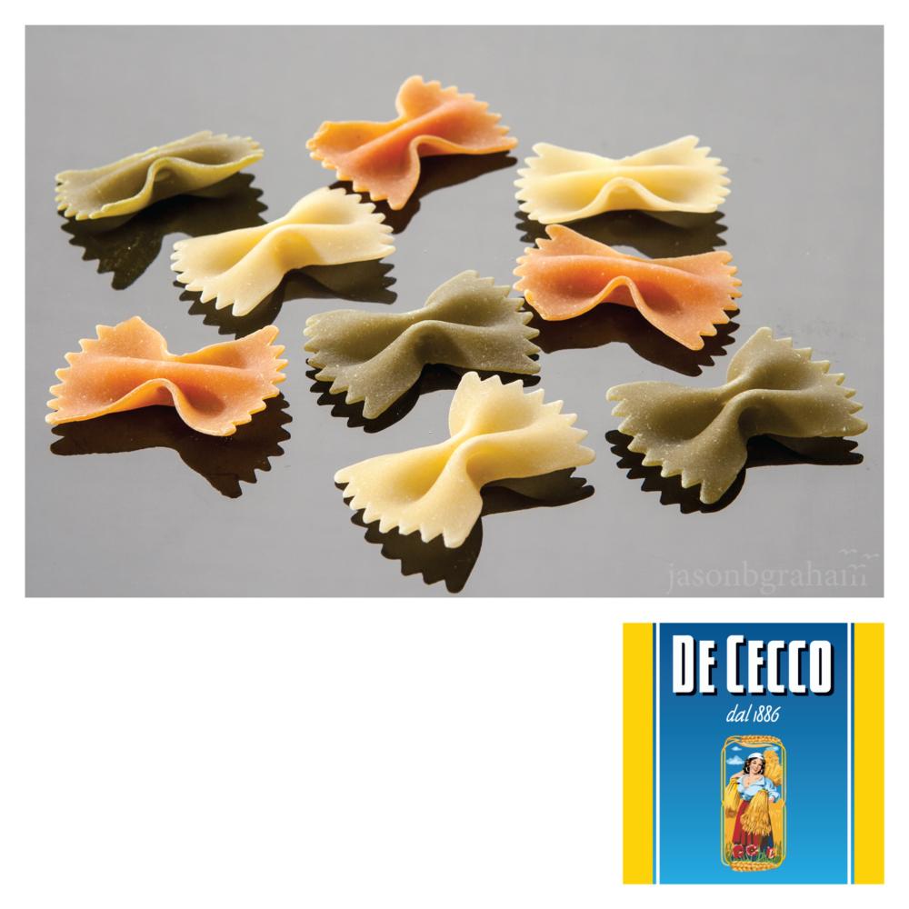 jason-b-graham-de-cecco-farfalle-tricolore