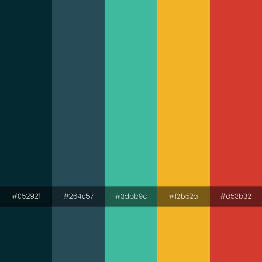 color-palette-retro-teal-orange
