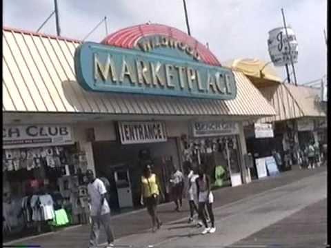 Wildwood boardwalk Homevideo 1996