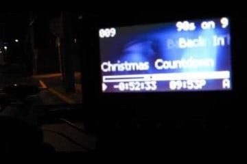 Christmas Eve Ferris Wheel - Wildwood 2013