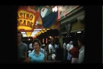Wildwood Boardwalk Rides 1957