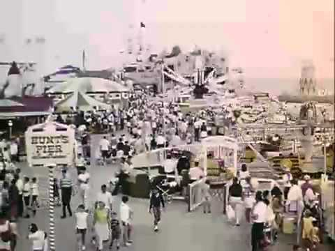 Hunt's Pier TV Commercial 1970's