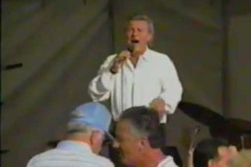 Bobby Rydell Concert North Wildwood 1991