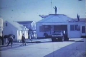 House Move - Wildwood, NJ 1963