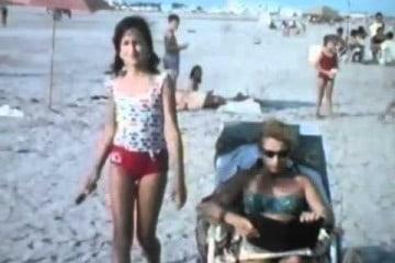 Wildwood Beach 1964