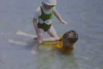 Wildwood Beach 1973