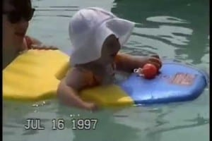 Wildwood Beach 1997