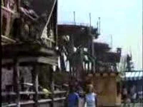 Hunt's Pier 1988