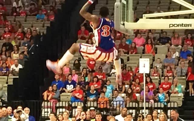Harlem Globetrotters Are Coming To Wildwood