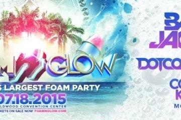 Foam N' Glow Wildwood