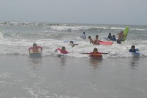 The Boogie Board Races A Blast!