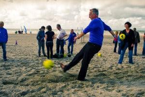 Beach FootGolf Wildwood 2015
