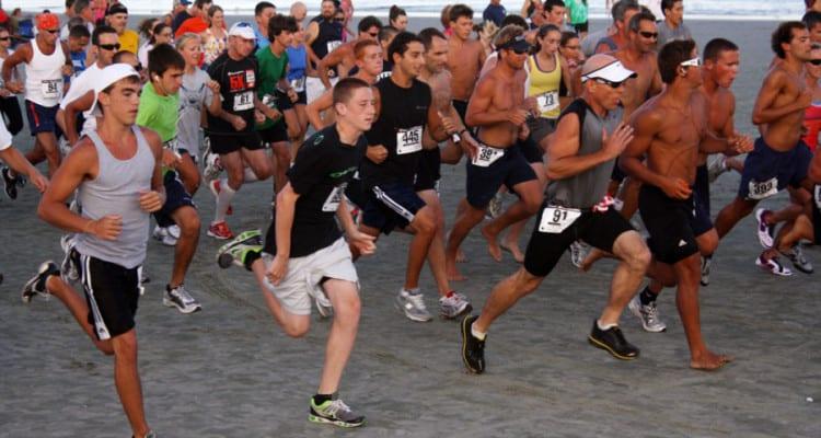 Wildwood Crest 5K Beach Race