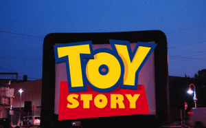 Downtown Movie Night Presents Toy Story & The Lego Movie