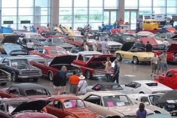 Classic Car Auction & Car Show