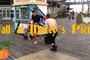 Fall at Morey's Piers Wildwood Video Archive