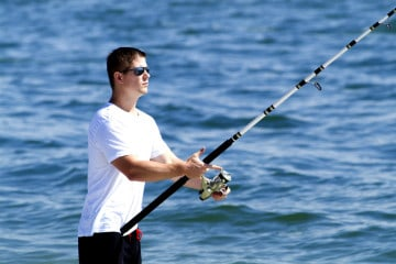 Wildwoods Fall Fishing Tournaments