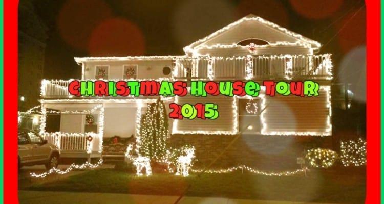 Christmas House Tour 2015 Wildwood