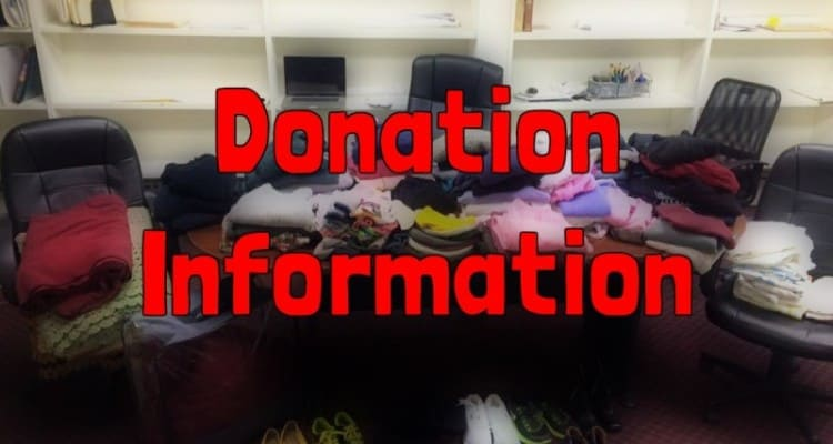 Donation Info Wildwood