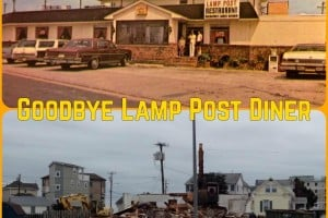 Goodbye The Lamp Post Diner