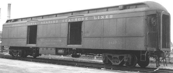 Pennsylvania-Reading Seashore Lines Wildwood Video Archive