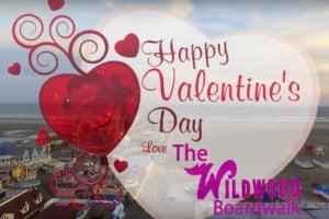happy Valentines Day Wildwood