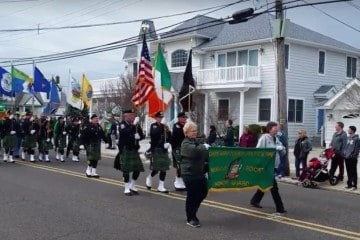 North Wildwood Saint Patrick's Parade
