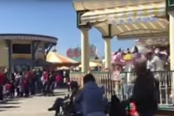 Morey's Piers Opening Day Video 2016
