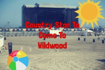 Country Star To Come To Wildwood
