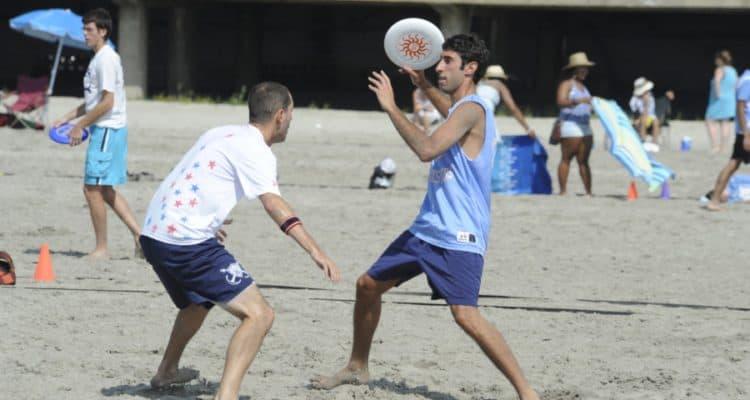 Wildwood Ultimate Beach Frisbee Tournament