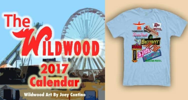 2017 Wildwood Calendar