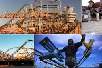 Top 10 Rides You Miss From Morey's Piers