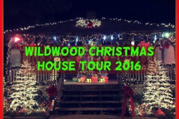 CHRISTMAS HOUSE TOUR 2016