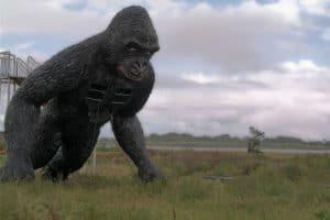 Wildwood's George the Gorilla